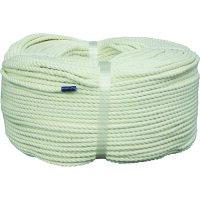 ■ユタカメイク ロープ 綿ロープ巻物 10Φ×200m〔品番:C10-200〕[TR-8291204]の画像