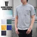 ウエアハウス WAREHOUSE Tシャツ 4601 ポケット WAREHOUSE ウエアハウス