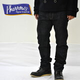 Pherrow#039;s/范罗士/牛仔//tight fit牛仔裤/牛仔裤/牛仔裤/裤子/下装/441【明天音乐对应】[Pherrow's/フェローズ/デニム//タイトフィットジーンズ/ジーパン/ジーンズ/パンツ/ボトムス/441【あす楽対応】]