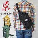 男女兼用包 - グラミチ gramicci BODY BAG ボディーバッグ ショルダーバッグ GRB-0011 アウトドア メンズ レディース