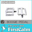ショッピングフラット 【BMXパーツ】ARESBIKES アーレスバイク BOOGIE PEDAL フラットランド