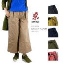 【NEW】GRAMICCI グラミチ GLP-19S003 BAGGY PANTS ウェザー バギー パンツ コットン レディース