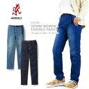 【10%OFF!】グラミチ テーパード デニム パンツ レディース GRAMICCI 0157-DEJ DENIM WOMEN'S TAPERED PANTS