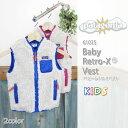 【NEW】patagonia パタゴニア 61035 Baby Retro-x Vest ベビー レトロx ベスト フリース キッズ