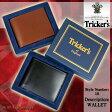 【20%OFF!】Tricker's トリッカーズ WALLET レザー ウォレット ギフトボックス付 本革 財布
