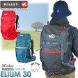 【10%OFF!】MILLET ミレー MIS2015 ELIUM 30 エリウム 30L バックパック リュック レインウェア