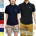 【NEW】ラコステ ポロシャツ LACOSTE L1812 PJ2909 クラッシック ピケ ポロ ボーイズ メンズ レディース 父の日ギフト