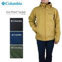【NEW】コロンビア ジャケット マウンテンパーカー COLUMBIA PM3783 SUN POINT JACKET サンポイントジャケット フリース