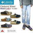 【NEW】COLUMBIA コロンビア YU3801 CHADWICK WINTER チャドウィック ウィンター サンダル フリース レディース