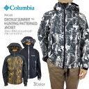 【20%OFF!】コロンビア ジャケット マウンテンパーカー COLUMBIA PM3169 Decruz Summit Hunting Patterned Jacket デクルーズサミット オムニヒート レインウェア