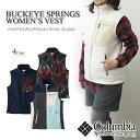 【NEW】COLUMBIA コロンビア PL1043 BUCKEYE SPRINGS WOMEN'S VEST バックアイスプリングス ウィメンズ ベスト フリース レディース