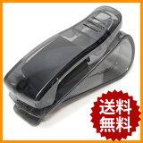 05P03Dec16 車載ホルダー サングラスクリップ サングラスホルダー 2個セット クリップ 黒 メガネクリップ メガネホルダー サンバイザー 収納 サングラス メガネ めがね 眼鏡 自動車 運転席 助手席