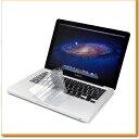 MacBook Air 13,MacBook Pro 13,15,17インチ用 透明キーボードカバー USレイアウト フィットするからタイピングも快適♪いつまでも美しい状態をキープ♪【レビューを書いて送料無料♪】 マック/キータッチ/クリア