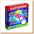 マグフォーマー Magformers 62ピースセット Magnetic 62 Piece Set ブロック おもちゃ 積み木 ボーネルンド 大容量 パズル 磁石 強力マグネット マグネット 知育 プレゼント 玩具 誕生日