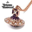 ヴィヴィアンウェストウッド Vivienne Westwood ネックレス ARETHA ORB PENDANT [63020190-G155-CN]