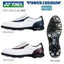 ヨネックス パワークッションゴルフシューズ SHG-002[...
