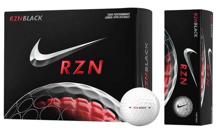 ナイキ NIKE レジン ブラック (RZN BLACK) ボール 1ダース (12個入り) インポートモデル US仕様