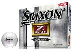 【2013年モデル】ダンロップ スリクソン Z-STAR XV 3 ボール ★1ダース (12個入り) ★インポートモデル ホワイト US US仕様