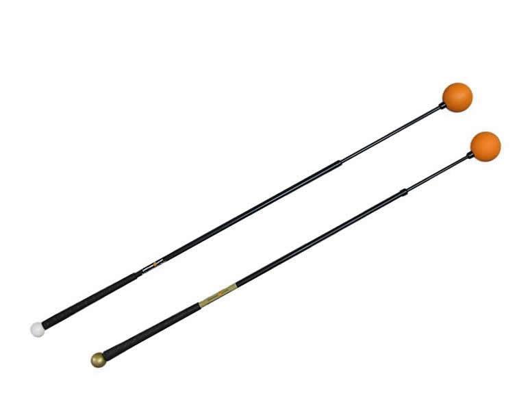 【全米ツアープロ多数使用!!】スイングトレーナー オレンジウィップ(ORANGE WHIP) 3種類(トレーナ・ゴールデン・ヒッコリー)
