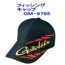 《がまかつ》フィッシングキャップ GM-9795 Lサイズ 【はこぽす対応商品】
