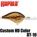 【ラパラ】 カスタム HD カラー DT-10 / Custom HD Color DT-10