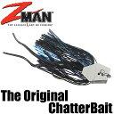 【Z-Man】 オリジナル チャターベイト / The Original ChatterBait
