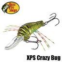 【バス プロ ショップス】 クレイジー バグ / XPS Crazy Bug