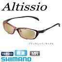 シマノ Acutezza-R(アクテッツァ-R) HG-120M (サングラス 偏光グラス) ブラックレッド
