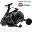 【エントリーでポイントアップ!】PENN(ペン) Conflict (コンフリクト) CFT6000 スピニングリール
