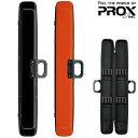 プロックス ABS成型 ハードロッドケース 110 ブラック/オレンジ PX934100