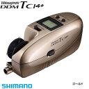 シマノ 16 ワカサギマチック DDM-T CI4+ 金 (ワカサギ 電動リール)