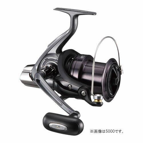 ダイワ17クロスキャスト4000QD(投げ釣り用スピニングリール)