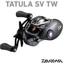 ダイワ タトゥーラSV TW 8.1R (ベイトリール 右ハンド