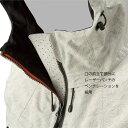 ハヤブサ BOWON ボディグリッドジャケット Y1127 ブラック (防寒着)