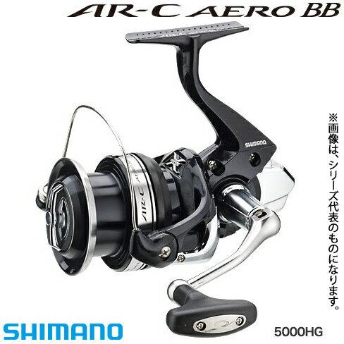 シマノAR-CエアロBB4000(スピニングリール)