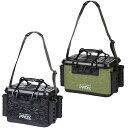 PROX プロックス EVAタックルバッカン ロッドホルダー付 36 (タックルボックス タックルケ...