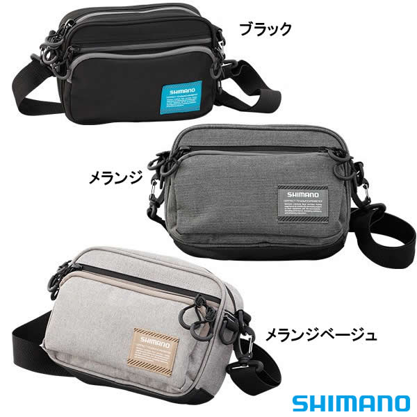 シマノライトポーチBS-026R(フィッシングバッグ)