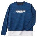リバレイ RBB ドライングTシャツ ロング No.8806 ネイビー M〜3L (吸水速乾 Tシャツ)