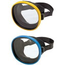 スノーケルマスク スイムマスク ダンディDX YD-79 (水中メガネ)  《色指定不可》