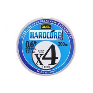 デュエル ハードコア X4 10×5色マーキングシステム 200m