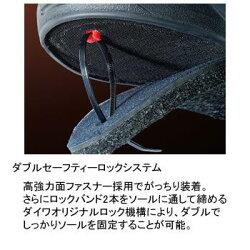 [ダイワ]ダイワプロバイザーフィッシングシューズPV-2600BL(スパイクフェルト)ブラック≪メーカー希望小売価格の40%OFF≫