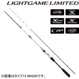シマノ ライトゲーム リミテッド タイプ73 MH200