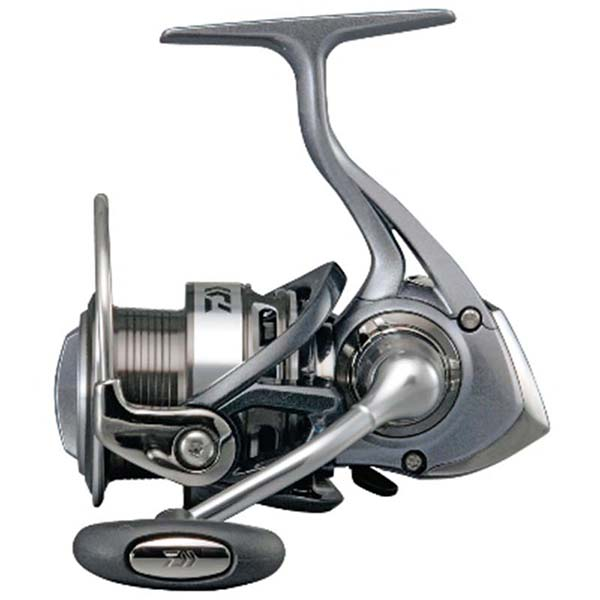 【ダイワ】カルディア 2508H 進化し続けるスピニング、それがカルディア。さらに実釣性能を高めたハイパフォーマンスモデル。