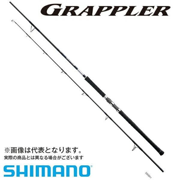 定価の34%OFF!*【シマノ】グラップラー [ スピニングモデル ] S73ML