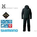 中綿による暖かさを備えたアクティブ防寒スーツ