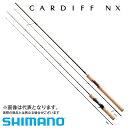 ★送料無料★【シマノ】カーディフNX S83ML