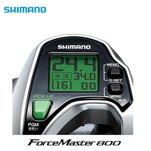 【シマノ】フォースマスター800(PE3号×300m)