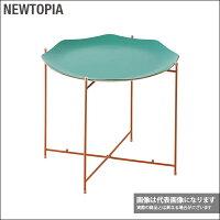 2WAYトレーテーブルオクタゴン BL NTP2074 ニュートピア テーブル キャンプ アウトドアの画像