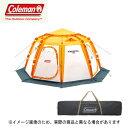 アイスフィッシングシェルターオート/L4人用2000021224コールマン大型便テントドーム型テントキャンプアウトドア用品