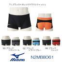 [ポイント10倍]ミズノ MIZUNO 競泳水着 メンズ 練習用 ショートスパッツ EXER SUITS U-Fit 競泳練習水着 N2MB8061